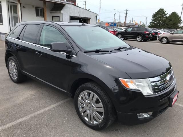 2010 Ford Edge Limited ** AWD, HTD LEATH, SNRF **
