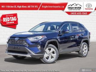 New 2020 Toyota RAV4 Hybrid Limited  - Leather Seats for sale in High River, AB