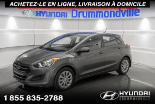 Used 2017 Hyundai Elantra GT GL + GARANTIE + A/C + CRUISE + BLUETOOTH for sale in Drummondville, QC