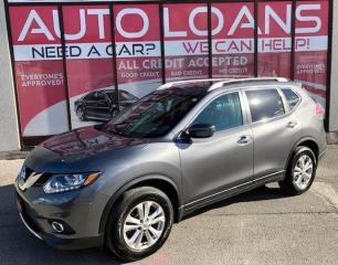 Used 2016 Nissan Rogue SV-ALL CREDIT ACCEPTED for sale in Toronto, ON
