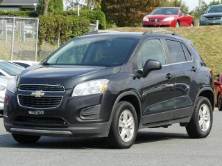 Used 2013 Chevrolet Trax 1LT AWD JAMAIS ACCIDENTE! for sale in St-Georges, QC