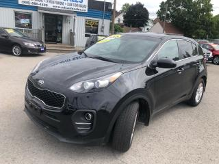 Used 2018 Kia Sportage LX for sale in St Catharines, ON