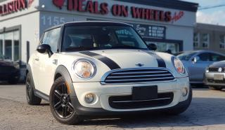 Used 2012 MINI Cooper Baker Street Edition for sale in Oakville, ON