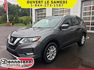 Used 2017 Nissan Rogue SV AWD *JAMAIS ACCIDENTE for sale in Donnacona, QC