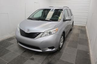 Used 2011 Toyota Sienna LE for sale in Winnipeg, MB