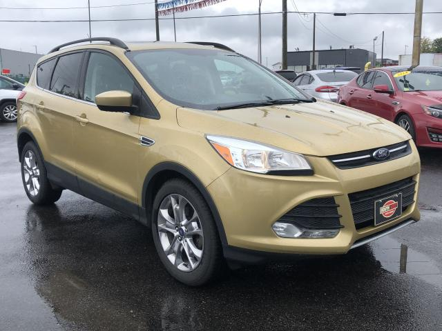 2014 Ford Escape NAV*BACKUP CAM*LEATHER HEATED SEATS* PANO ROOF*