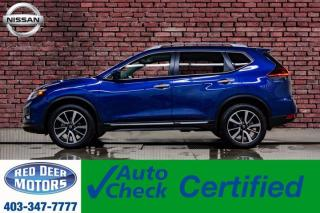 Used 2019 Nissan Rogue AWD SL Luxury Leather Roof Nav BCam for sale in Red Deer, AB