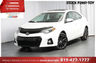 Used 2016 Toyota Corolla SPORT| TOIT| MAGS 17 for sale in Drummondville, QC