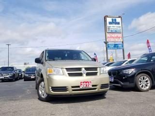 Used 2010 Dodge Grand Caravan NO ACCIDENTS|SE|POWER SEATS| POWER WINDOWS| 7 SEAT for sale in Brampton, ON