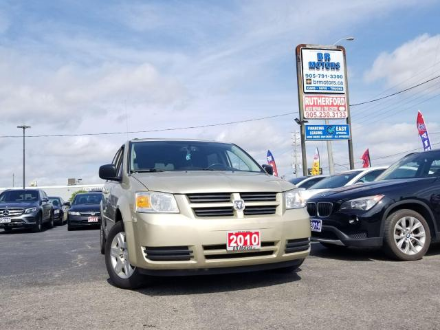 2010 Dodge Grand Caravan NO ACCIDENTS|SE|POWER SEATS| POWER WINDOWS| 7 SEAT