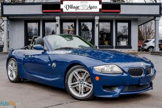 Used 2007 BMW Z4 M for sale in Ancaster, ON