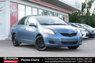 Used 2010 Toyota Yaris LE SUPER PROPRE! for sale in Pointe-Claire, QC