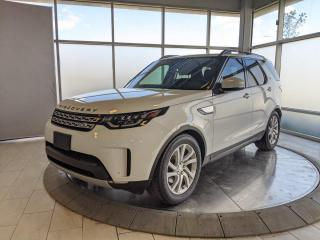 Used 2017 Land Rover Discovery Td6 HSE for sale in Edmonton, AB