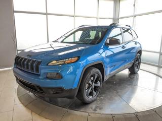 Used 2018 Jeep Cherokee Altitude - Accident Free Carfax! for sale in Edmonton, AB