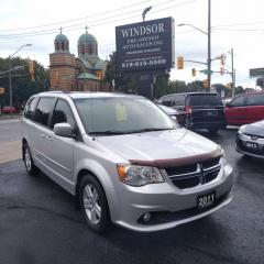 Used 2011 Dodge Grand Caravan Crew for sale in Windsor, ON