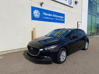 Used 2018 Mazda MAZDA3 Sport GS SPORT - SUNROOF / HEATED SEATS / M/T for sale in Edmonton, AB