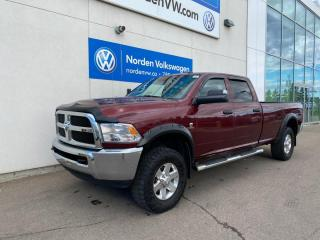 Used 2017 RAM 3500 SXT CREW CAB 4X4 - 6.7L CUMMINS for sale in Edmonton, AB