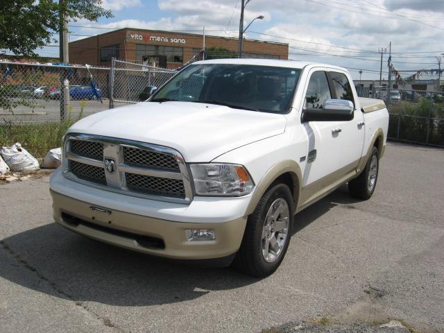 2011 RAM 1500 LARAMIE LONGHORN