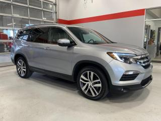 Used 2017 Honda Pilot Touring for sale in Red Deer, AB