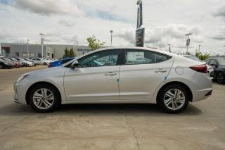 New 2020 Hyundai Elantra PREFERRED SUN SAFETY: SUNROOF/APPLE CARPLAY/PROXY KEY/HEATED FEATURES for sale in Edmonton, AB