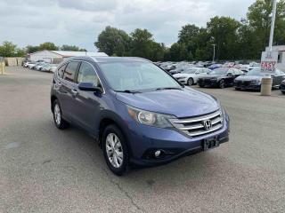 Used 2012 Honda CR-V Touring 4dr AWD 5 Door for sale in Brantford, ON