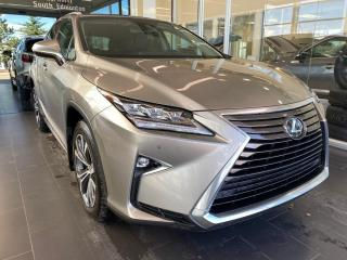 Used 2017 Lexus RX 350 AWD, ACCIDENT FREE, ONE OWNER, LOW KMS, POWER HEATED/VENTED LEATHER SEATS, NAVI for sale in Edmonton, AB