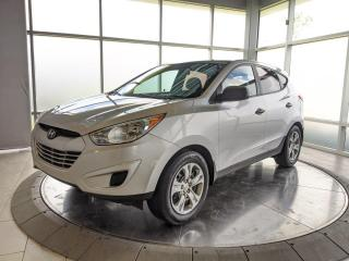 Used 2012 Hyundai Tucson GL for sale in Edmonton, AB