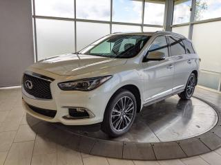 Used 2017 Infiniti QX60 Technology Pkg/CPO for sale in Edmonton, AB