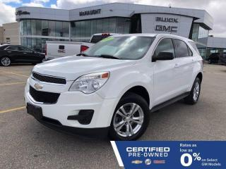 Used 2013 Chevrolet Equinox LS | Aftermarket Remote Start | Keyless Entry for sale in Winnipeg, MB