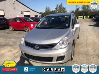 Used 2012 Nissan Versa 1.8 S for sale in Dartmouth, NS