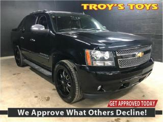 Used 2011 Chevrolet Avalanche LTZ for sale in Guelph, ON