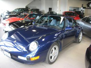Used 1996 Porsche 911 Carrera Targa for sale in Markham, ON