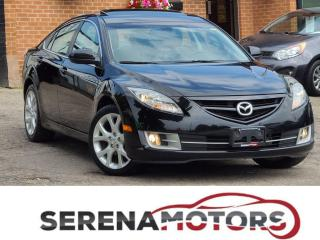 Used 2010 Mazda MAZDA6 GT | 6 SPEED MANUAL | FULLY LOADED | NO ACCIDENTS for sale in Mississauga, ON