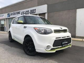 Used 2016 Kia Soul EX+ ECO - AUTO-BLACK OUT WHEELS for sale in Toronto, ON