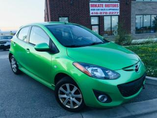 Used 2011 Mazda MAZDA2 GS for sale in Rexdale, ON