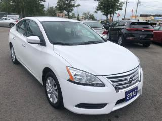 Used 2015 Nissan Sentra SV for sale in St Catharines, ON