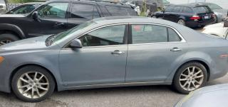 Used 2009 Chevrolet Malibu LTZ for sale in North York, ON