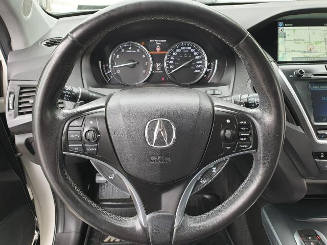 2016 Acura MDX Nav Pkg Photo13