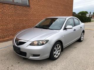 Used 2007 Mazda MAZDA3 GS for sale in Oakville, ON