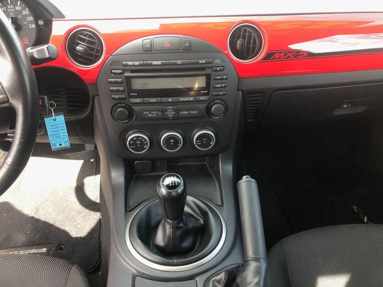 2013 Mazda Miata MX-5