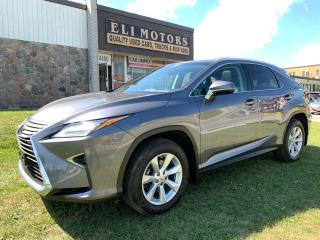 Used 2016 Lexus RX 350 PREMIUM PKG AWD REAR CAM BMS SUNROOF for sale in North York, ON