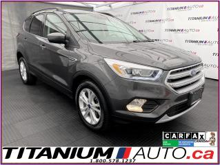 Used 2017 Ford Escape SE+4X4+GPS+Pano Roof+Leather+Camera+Power Gate+XM for sale in London, ON