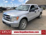 Photo of Silver 2013 Ford F-150