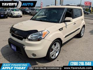 Used 2011 Kia Soul for sale in Hamilton, ON