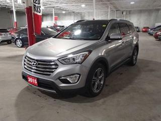 Used 2015 Hyundai Santa Fe XL LTD AWD NAVI ** FREE WINTER TIRES & RIMS INC!! ** for sale in Nepean, ON