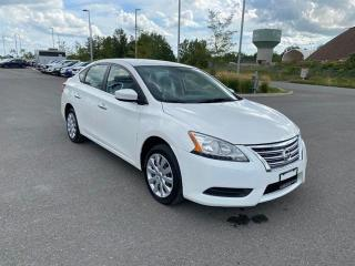 Used 2014 Nissan Sentra 1.8 SV for sale in Ottawa, ON