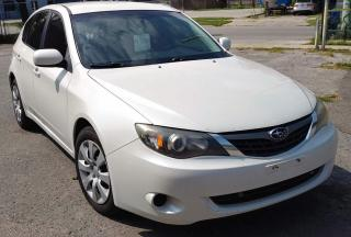 Used 2009 Subaru Impreza 2.5i 5-door for sale in St. Catharines, ON