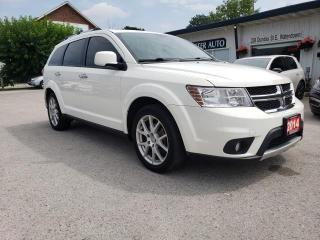 Used 2014 Dodge Journey R/T AWD 7 Passenger for sale in Waterdown, ON