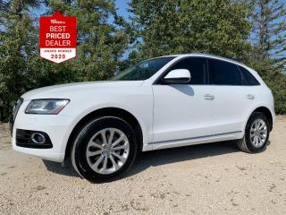 Used 2016 Audi Q5 QUATTRO PROGRESSIV *PANORAMIC ***SALE PENDING*** for sale in Winnipeg, MB