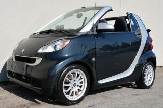Used 2011 Smart fortwo PASSION CONVERTIBLE for sale in Vancouver, BC